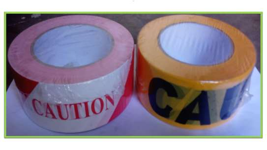 Safety Caution Tape Roll