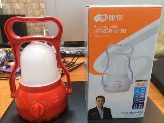 Kang Ming KM-7657 Rechargeable LED Lamp
