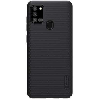 Galaxy A21s Nillkin Super Frosted Shield Matte cover case image 1
