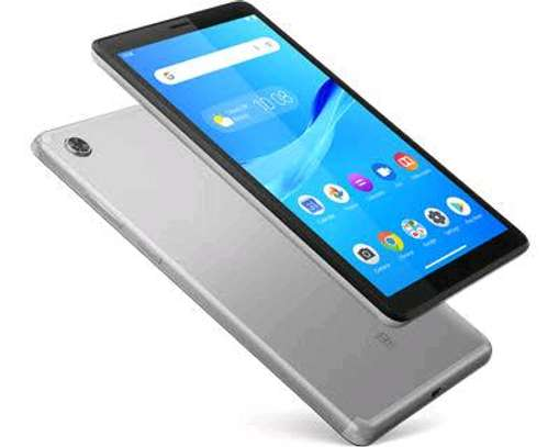 Lenovo Tab M7, 7 Android Tablet, Quad-Core Processor, 1.3GHz, 16GB Storage, Bluetooth, WiFi, 10 Hour Battery, Android 9 Pie image 2