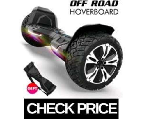 Best Quality Bluetooth Off road hover board with warranty image 2