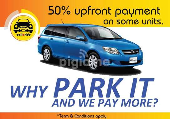 Hire your Car & Earn Money