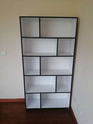 Book shelf and storage