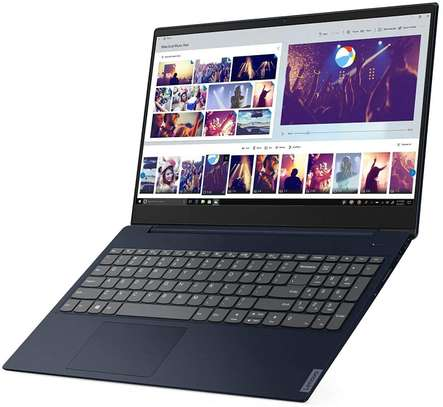 """2020 Newest Lenovo Ideapad S340 Laptop Computer_ 10th Gen Intel Quard-Core i7 1065G7_ 15 15.6"""" FHD Touchscreen_ 20GB DDR4_ 2TB PCIe SSD_ Backlit KB_ Abyss Blue_ Windows 10_ BROAGE Mouse Pad image 1"""
