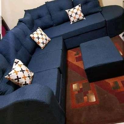 blue sofa image 1