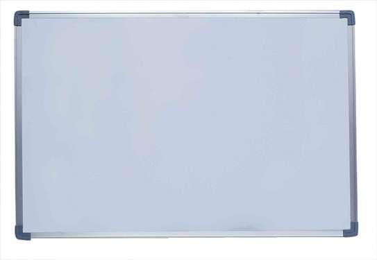 90*60cm (3*2ft) Hi gloss whiteboard image 1