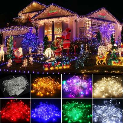 LED Christmas lights Fairy Lights String Wedding Party image 1