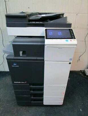 New arrivals konica Minolta bizhub C364e photocopier machine coloured image 1