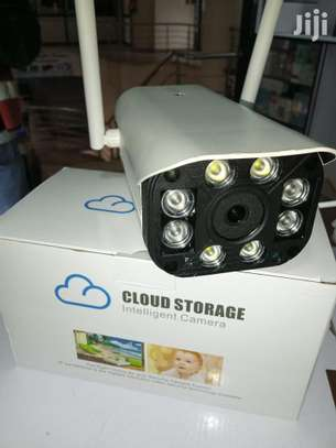 Outdoor Stand Alone Wireless Camera image 1
