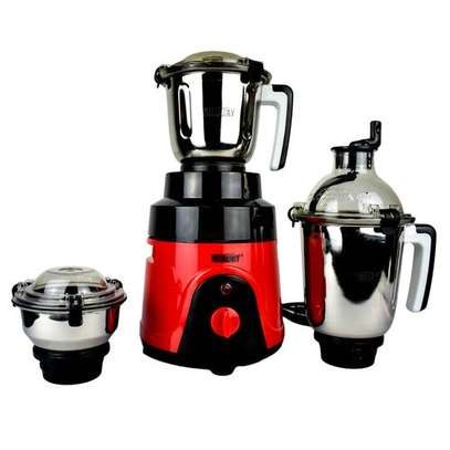 Red Berry Commercial Blender image 1