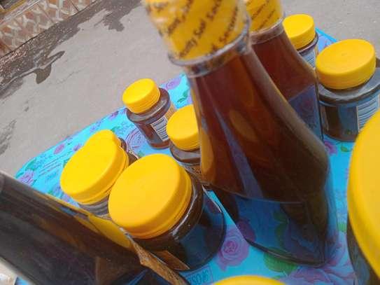 Pure Natural Honey image 1