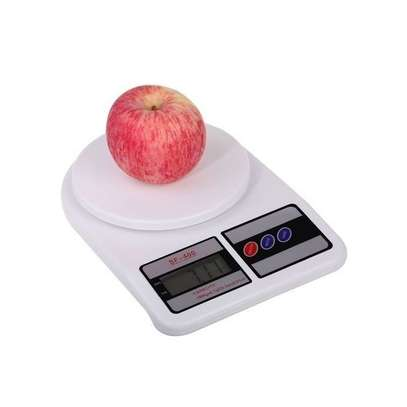 Digital Kitchen Food Weighing Scale image 1