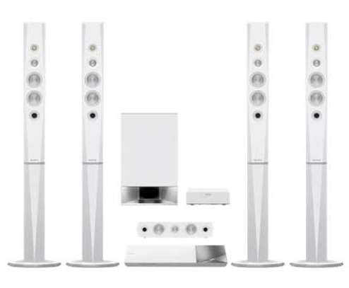 Sony Home Theatre Blue Ray N9200 (White)
