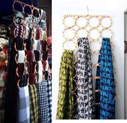Tie / scarf and belt hanger image 1