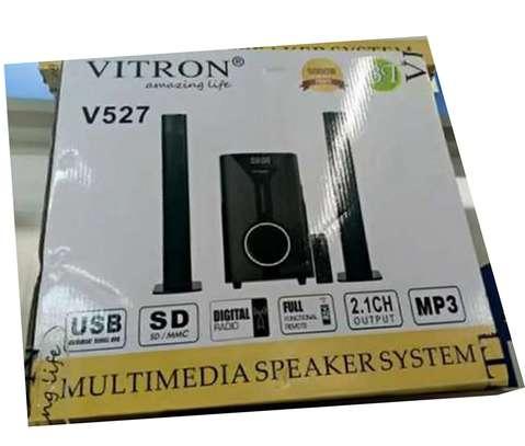 Vitron V527 2.1 Channel Multimedia Bluetooth Speaker image 1