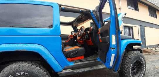 Jeep Wrangler 3.6 V6 image 5