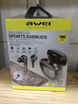 TRUE WIRELESS SPORTS EARBUDST15 image 3
