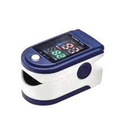 LK87 Fingertip Pulse Oximeter. image 1