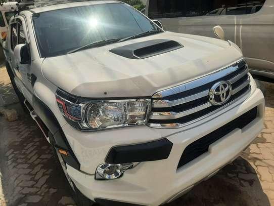 Toyota Hilux 3.0 D-4D Double Cab 4x4 Raider
