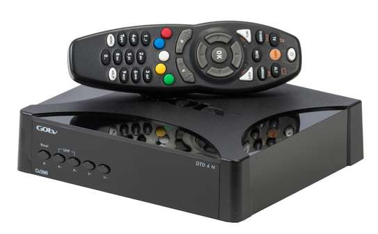 GOtv Digital Decoder