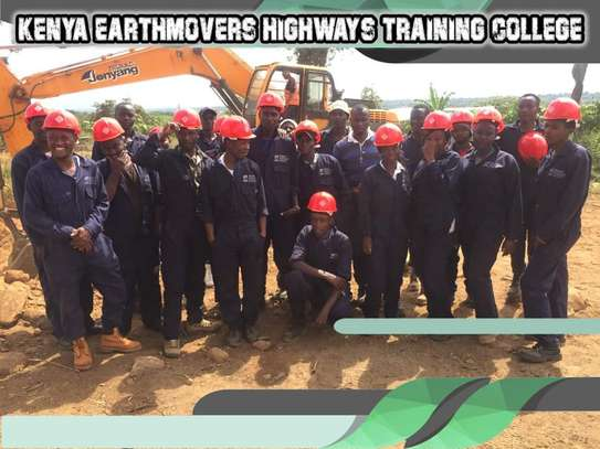 KENYA EARTH MOVERS AND HIGHWAY TRAINING COLLEGE image 2