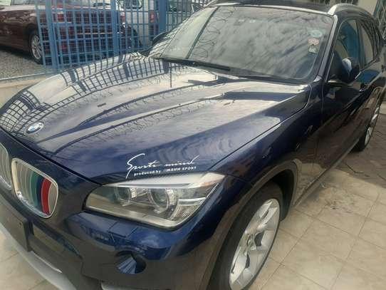 BMW X1 xDrive18d image 1