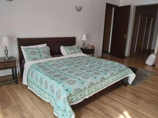Furnished 3 bedroom apartment for rent in General Mathenge image 9