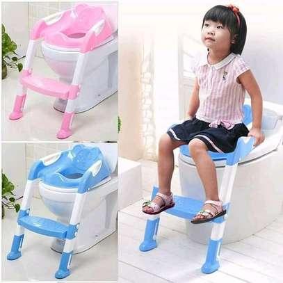 Modern baby toilet training seat image 1