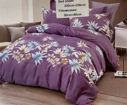 duvet cover purple print 6 by 6 image 1