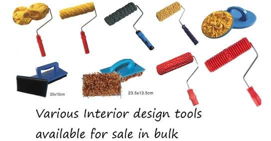 Interior paint tools