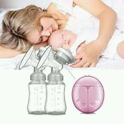 Intelligent electric breast pump image 1