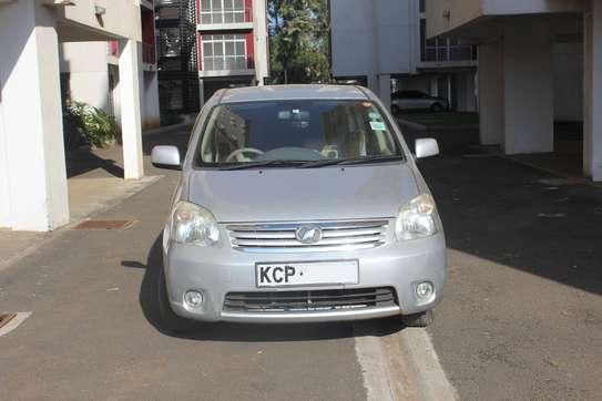 Toyota Raum 2010