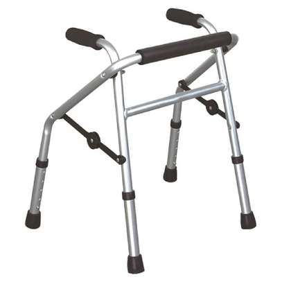 Standard Non wheeled Walkers for children (paediatric walker) image 1