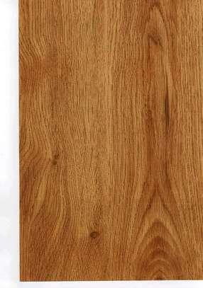 Pvc vinyl floor Tiles That uses glue image 1