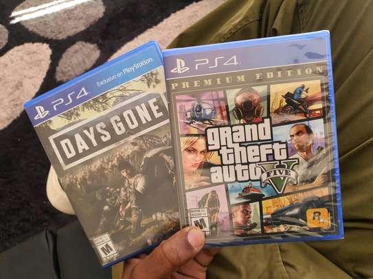 Playstation 4 gta 5 image 1