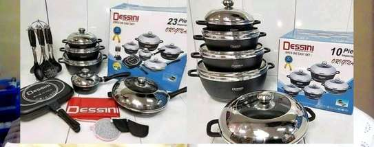 10pcs dessini non-stick Pans