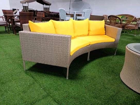 Outdoor sofa image 1