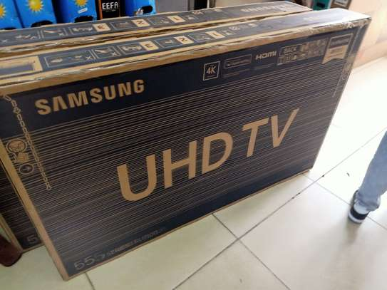 Samsung 55 smart 4k tv