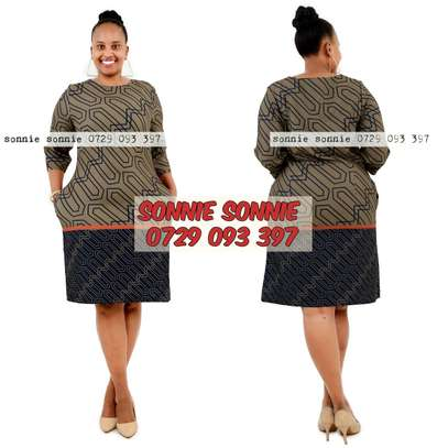 Women  classy dresses Turkey design classy image 1