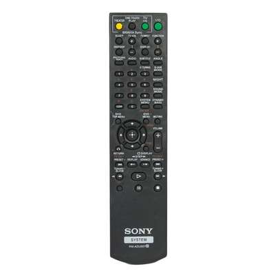 Sony Home Theater Remote Control image 1