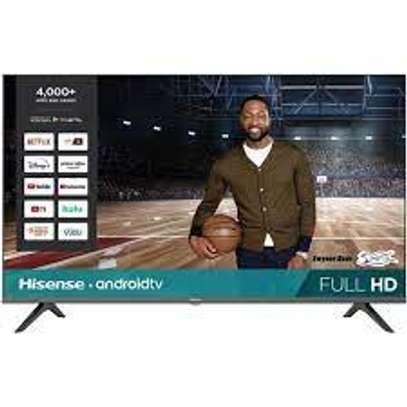Hisense 43 Inch 4K UHD Frameless Smart Led TV image 1