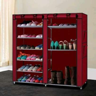 Executive Portable Quality Shoe Rack image 3