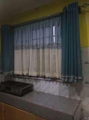 Modest kitchen curtains image 15