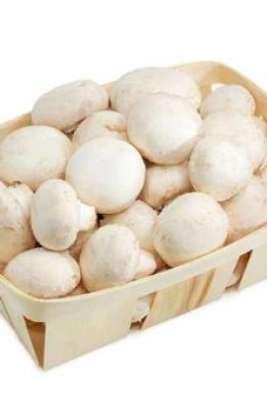 White Button Mushrooms: We buy them on Daily Basis  Market Price image 3