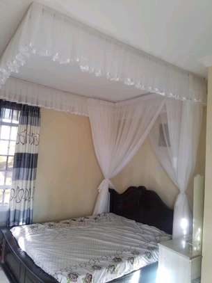 Custom Made Rail Shears Mosquito Nets image 7