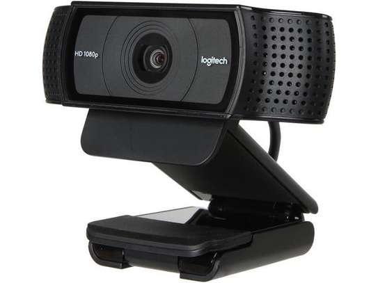 Logitech C920 HD pro webcam image 1