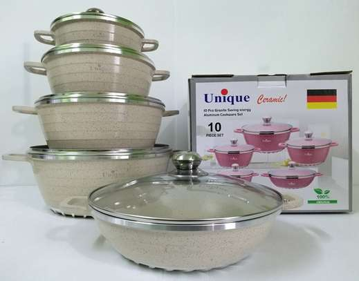 10PCS UNIQUE GRANITE ANTI SCRATCH image 1
