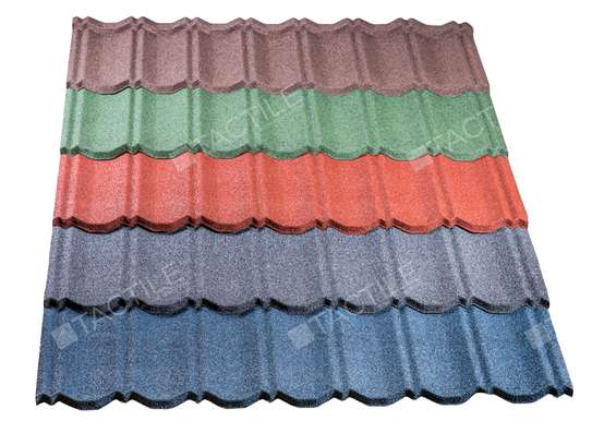 Tactile Roofing Tiles