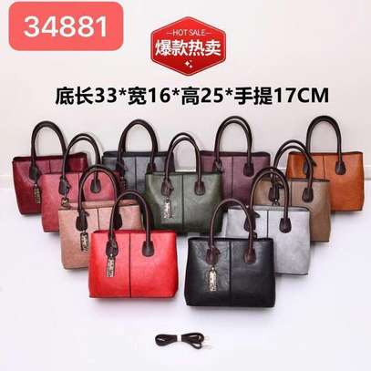 3 in one leather handbags