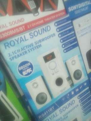 Royal Sound 2.1 Subwoofer